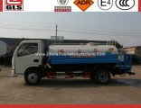 New Design 5000L 304 Stainless Steel Water Tank Truck