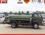 4X4 Military Cross-Country Water Truck Small Tank 5000L Water Tanker