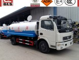 Dongfeng 6000L 8000L Water Tanker Truck for Sale