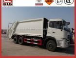 15m3 16m3 18m3 20m3 Compactor Garbage Truck