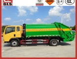 Sinotruk HOWO 3m3 Compactor Garbage Truck/ 4m3 Garbage Compactor Truck
