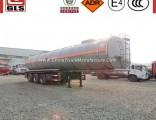 Asphalt Bitumen Liquid Heating Storage Tanker Semi Tank Truck Trailer