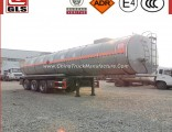 Bitumen Liquid Tanker Semi Trailer