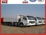 10 Wheel China 30 Ton 6X4 Mining Dump Tipper Truck for Sale