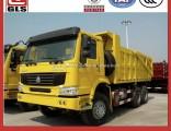 Sinotruk HOWO 30 Tons 336/371 6X4 Dump Truck