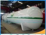 25mt Pressure Vessel 50cbm LPG Storage Tank 50, 000litres Pressure Tank Horizontal Propane Gas Tank