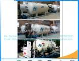 Clw 5-200m3 Horizontal LPG Storage Tank LPG Bullet Tank Chengli Supply ISO Tanks LPG Spherical Tank