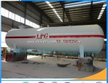 China LPG ISO Tanks 50m3 LPG Spherical Tank Hight Pressur Cylinder LNG Vertical Tank China LPG Tank