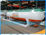 Top Safety 30m3 30000liters Gas Cylinder Filling Station LPG Skid Station Mounted Skid LPG Station L