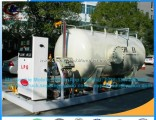 LPG Project Service Station Portable LPG Undergroud Tank Filling Station LPG Tank LPG Undergroud Tan