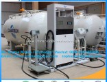 Factory 10m3 5tons LPG Gas Refilling Skid Plant Station LPG Gas Injectors LPG Injection System