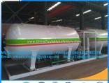 12cbm 15cbm 7.5metric Tons LPG Gas Tank Filling Station Mobile LPG Filling Cylinder Plant Gas Cylind