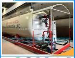 5-100cbm LPG Skid LPG Tank LPG Plant LPG Filling Tank Propane Filling Station LPG Filling Station LP