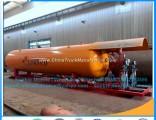 Nigerian Design 21ton Above Ground LPG Tank 50cbm LPG Skid Mounted Station LPG Mounted Tank Filling