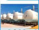 High Quality 5-50cbm LPG Refilling Station Propane Filling Station Skid LPG Station Potable Filling