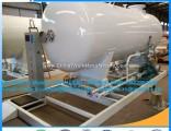 8tons LPG Skid Station Small LPG Refilling Plant 5tons LPG Station LPG Filling Plant Portable Propan