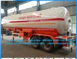 18mt LPG Tanker 2axle LPG Gas Tank Semi Trailer for Sale