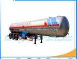 Clw LPG Trailers Manufacturer LPG Tank Trailer Trucks LPG Tanker Transportation Truck LPG Semi Truck