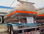45000 Liters Fuel Tanker Trailer Oil Tanker Trailers Fuel Trailer for Sale