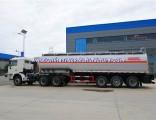33000 Litres Fuel Transportation Tanker Trailer for Nigeria
