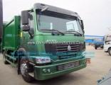 HOWO Garbage Truck 6X4 Rubbish Truck Refuse Trucks
