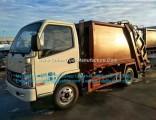 JAC 5t Refuse Wagon 4X2 Mini Compactor Garbage Truck