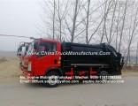 Clw Sinotruk 4X2 HOWO 5 Cubic Meters Garbage Compactor Trucks Price