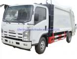 Hot Sale Japan Isuzu 8cbm Garbage Compactor Truck