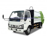 Best Quality Hot Sell Isuzu 5t Small Garbage Compactor Truck