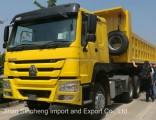 HOWO 40 Ton Heavy Duty Truck Tipper Semi Trailer 3 Axles