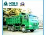 Sinotruk HOWO 6X6 Heavy Duty Dump / Tipper Truck