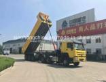 Low Price HOWO Tipper Semi-Trailer Truck 40 Ton