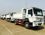 Sinotruk 4X2 HOWO 5 Ton Mini Tipper Truck 6 Wheels