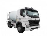 Sinotruck HOWO 6*4 10cbm Concrete Mixer Truck Price in India