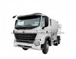 Sinotruk HOWO 6X4 10 Wheeler 6m3 8m3 10m3 Concrete Mixer Truck for Sale