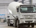 Sinotruk HOWO 8m3-12m3 Cement Mixer Truck