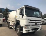 Hot Sale Sinotruk HOWO 6X4 371HP 12m3 Concrete Mixer Truck