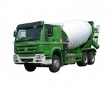 HOWO 8cbm Sinotruck Concrete Mixer Truck
