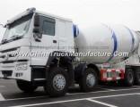 Hot Sale Sinotruk HOWO 12m3 Mixer Truck