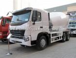 Sinotruk HOWO A7 6X4 Concrete Mixer Truck
