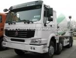 Top Brand Sinotruk HOWO Concrete Mixer Truck 371HP