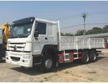 Reliable Quality Sinotruk HOWO 6X4 336HP Cargo Truck for Sale