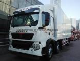 2017 New HOWO 6X4 Van Truck