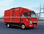Attractive and Durable HOWO 5 Ton Light Van Truck