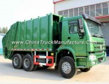 Sinotruk HOWO 6X4 Compress Garbage Truck for Sale