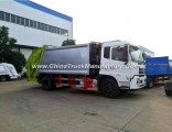 New Compression Garbage Truck 210HP