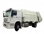 Sinotruck HOWO New Power Wheel Garbage Truck for Sale