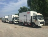 Sinotruk HOWO 4X2 95HP Refrigerated Truck for Sale