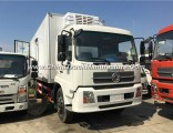 Light Dongfeng Refrigerated Truck 4X2