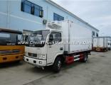 DFAC 4tons Freezer Refrigerator Truck